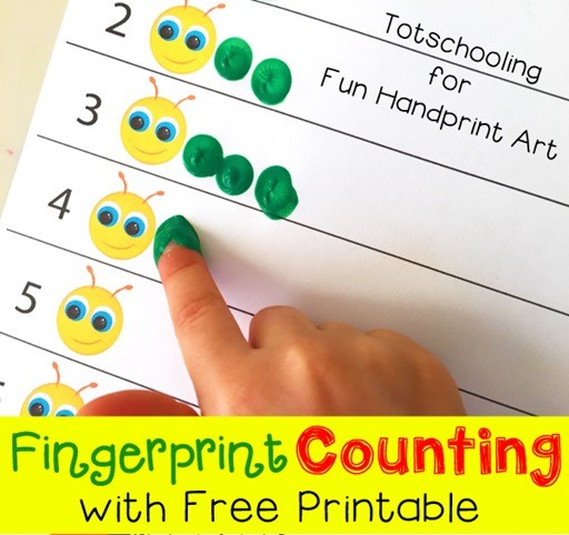 Fingerprint Counting Activities[4]